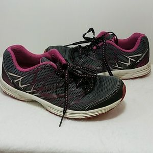 New Balance Sneakers gray and purple
